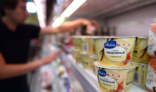 Valio начинает поставки мороженого в РФ