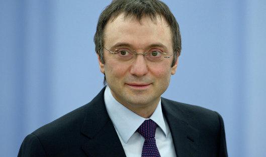 # Сулейман Керимов