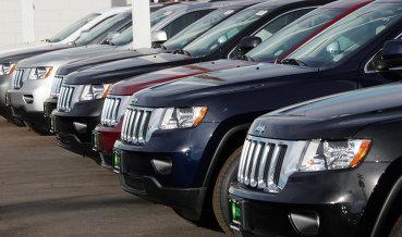 Китайский автопроизводитель намерен приобрести Jeep