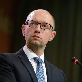Яценюк заявил об отказе Киева выплатить Москве долг в $3 млрд