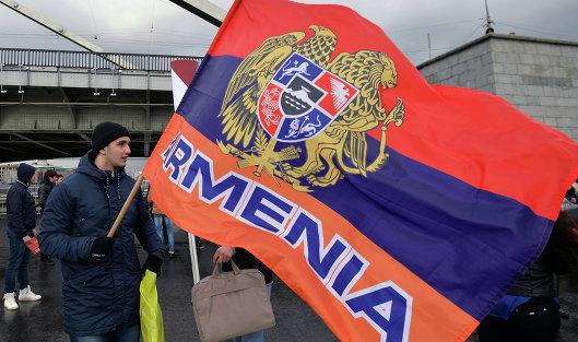 # Акция в поддержку армян Кесаба состоялась в Москве