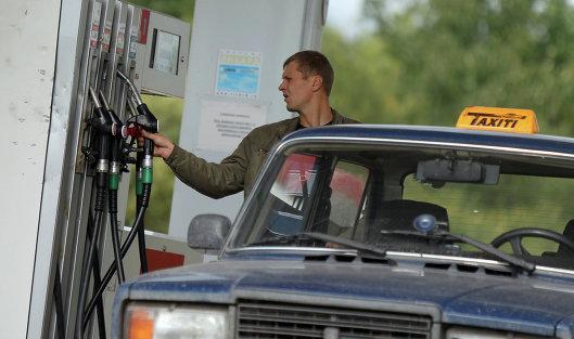 ВВологодской области растут цены набензин идизтопливо
