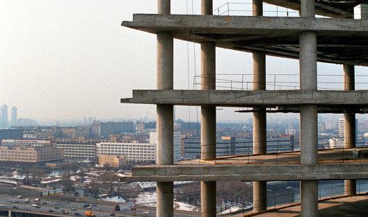 Себестоимость строительства жилых домов в Москве повысилась на 25