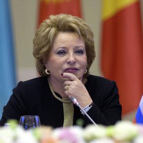 Матвиенко: Общество подготовлено к повышению пенсионного возраста