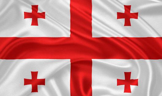 #Флаг Грузии