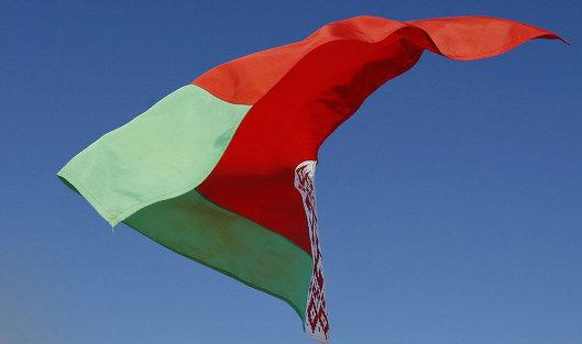 #Флаг Белоруссии
