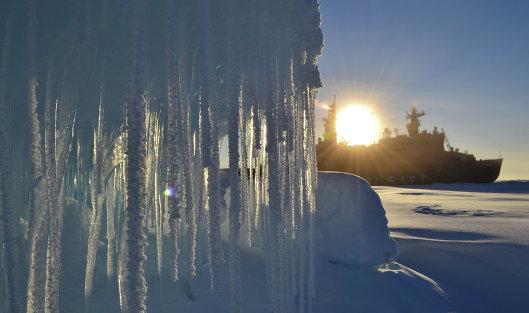 Лавров: РФоткрыта для общих проектов ссоседями поАрктике