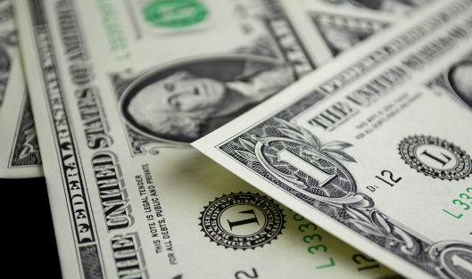809522789 - Доллар упал ниже 61 рубля и готов обновить минимум года