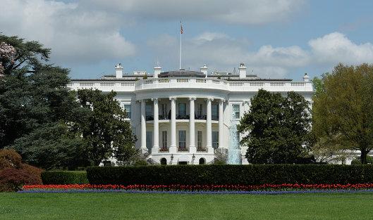 #Белый дом, Вашингтон