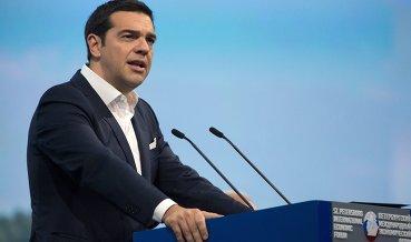 Ципрас обещает летом 2018 года вывести Грецию из программы помощи