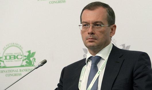 *Заместитель председателя Банка России Михаил Сухов