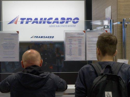 """Аэрофлот"" объявил о планах покупки 75% акций ""Трансаэро"""