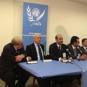 РФ просит Лондон помочь в установлении контактов с оппозицией в Сирии