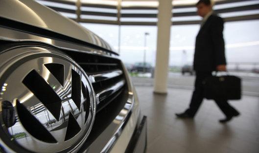 820615757 - Мировые продажи Volkswagen в I квартале выросли на 6%