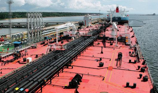 821004703 - Махачкалинский порт лишится казахстанской нефти