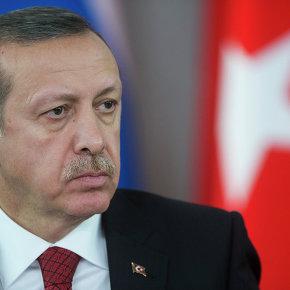 Эрдоган огорчен инцидентом с атакой на российский Су-24