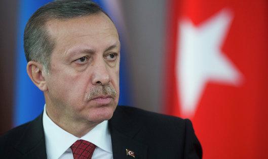 821449102 - Эрдоган обвинил коалицию во главе с США в поддержке террористов