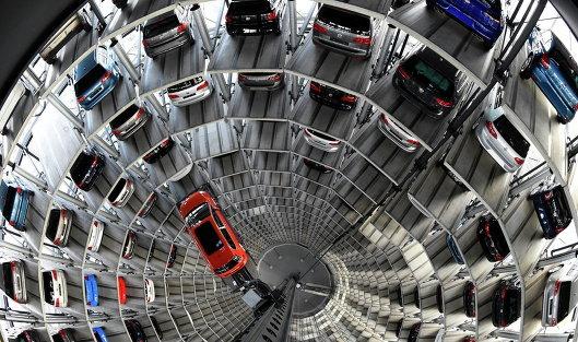 821592477 - В Китае 32 компании создадут единую платформу для предоставления автомобильных услуг