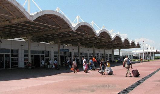 #Аэропорт Анталии