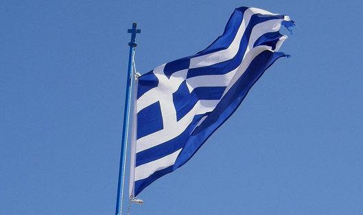 #Греческий флаг