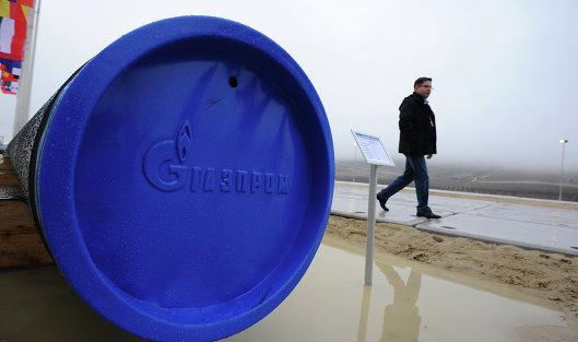 «Газпром»: Подача газа вПольшу иГерманию восстановлена