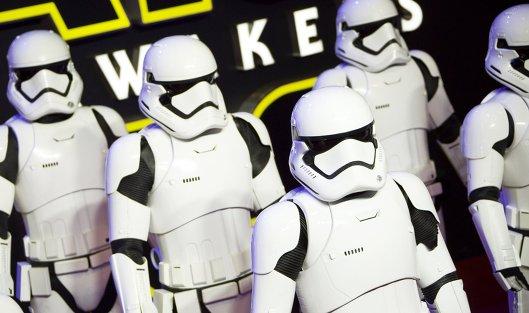 7-мой отрывок «Звездных войн» собрал рекордные кассовые сборы