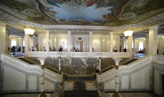 Парламент Украины принял госбюджет на 2017 год с дефицитом 3% ВВП