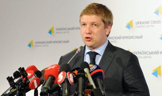 """Председатель правления НАК """"Нафтогаз Украины"""" Андрей Коболев"""