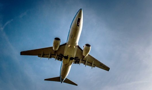 Боинг 737-700 бельгийской авиакомпании Jetairfly