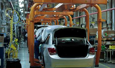 Чистый убыток General Motors в 2017 г -  $3,9 млрд против прибыли годом ранее