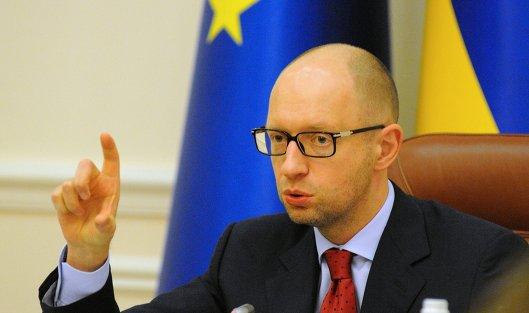 Яценюк объявил орасширении списка запрещенных товаров изРФ