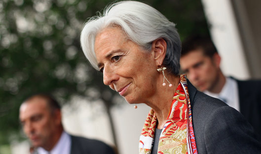 Суд Парижа признал главу МВФ Лагард виновной в халатности