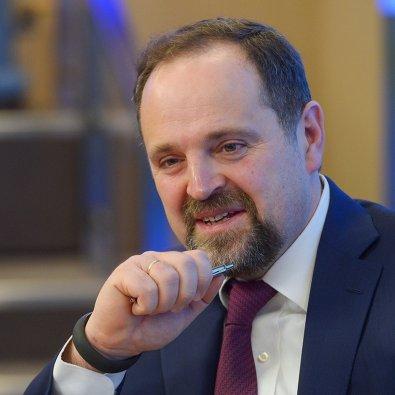 #Министр природных ресурсов и экологии РФ Сергей Донской.