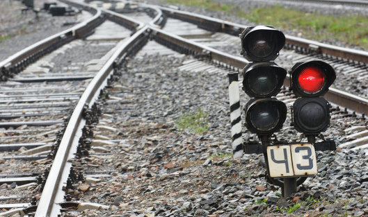 Украина неуведомляла Российскую Федерацию опрекращении пассажирского ж/д сообщения