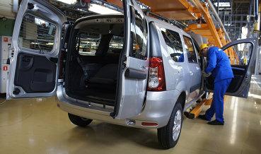 Lada Largus стала самой популярной корпоративной моделью в РФ