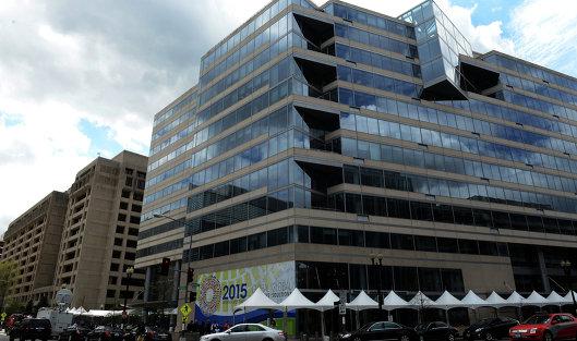 #Здания Международного валютного фонда в Вашингтоне