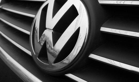 #Логотип Volkswagen