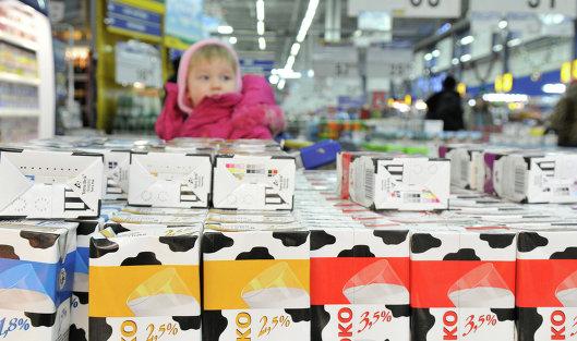 Ткачев поведал, накаких условиях Беларусь будет поставлять вРФ молоко