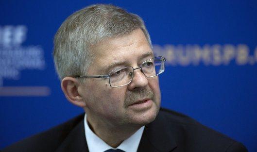 Первый заместитель председателя Банка России Дмитрий Тулин