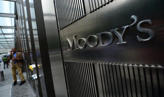 #Рейтинговое агентство Moody's