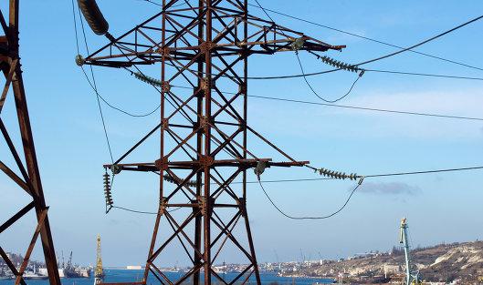 #Энергетические объекты Крыма