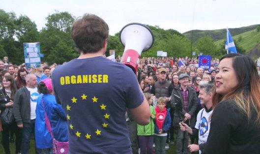 Лидер Шотландии заявила о скором возвращении в Евросоюз