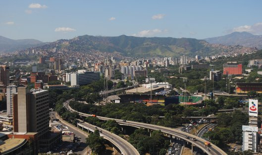 #Города Мира. Каракас