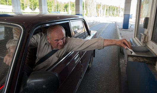 Две тысячи километров дорог «Автодора» к 2020г. станут платными