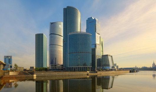 #Здание главного офиса банка ВТБ в Москве