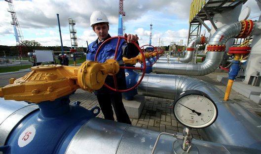 «Газпром» в 2016-ом году может уменьшить добычу газа на0,4%