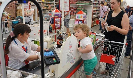 Расходы граждан России упали ниже уровня 2012 года— Опрос