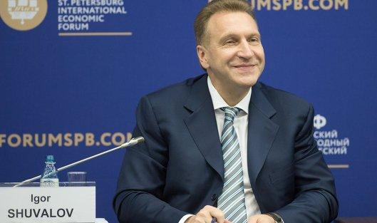 Руководство возвратится кприватизации «Башнефти» после продажи «Роснефти»— Игорь Шувалов