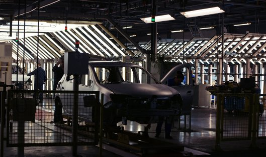 #Контроль качества на конвейере завода АвтоВАЗ в городе Тольятти