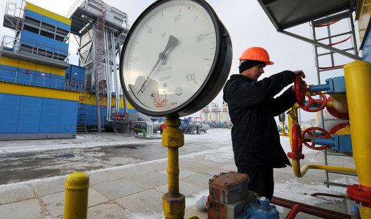Вукраинских хранилищах уже практически 13 млрд кубов газа